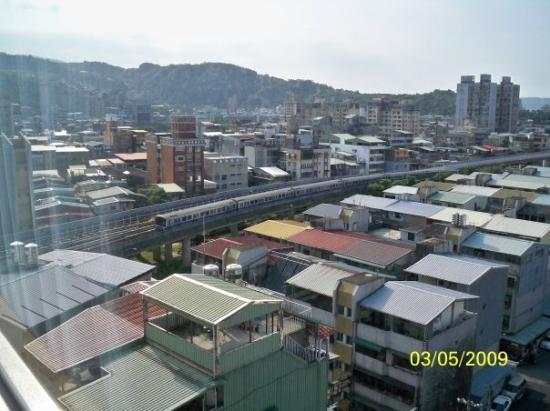 ไทเป, ไต้หวัน: 白天的北投