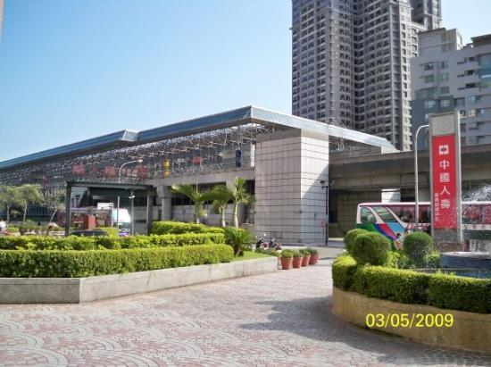 ไทเป, ไต้หวัน: 白天的北投車站