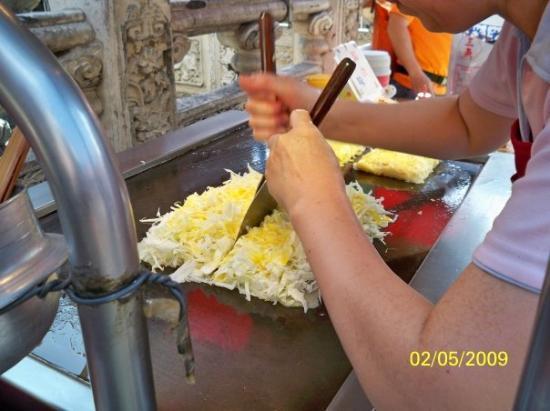 ไทเป, ไต้หวัน: 燒餅