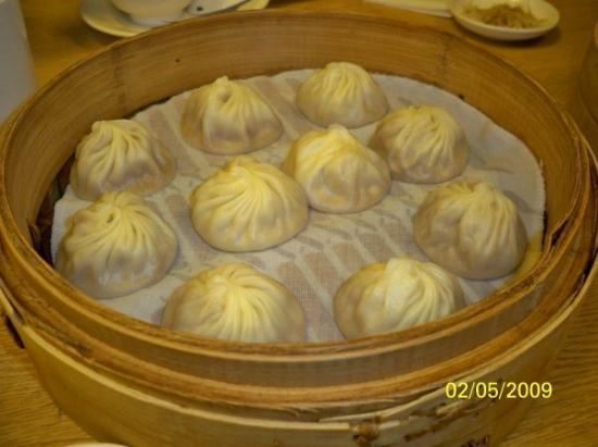 ไทเป, ไต้หวัน: 鼎泰豐馳名的小籠包