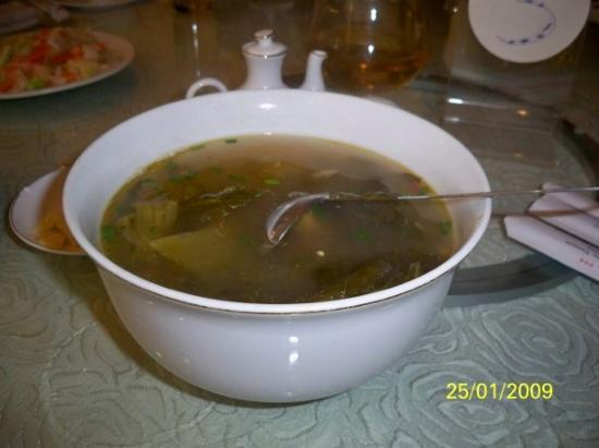 ฮานอย, เวียดนาม: 越式酸辣湯