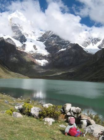 Huaraz ภาพถ่าย