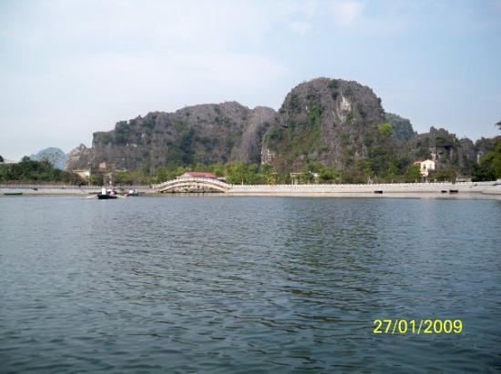 ฮานอย, เวียดนาม: 陸龍灣的美景