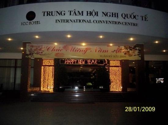 ฮานอย, เวียดนาม: 入住的酒店