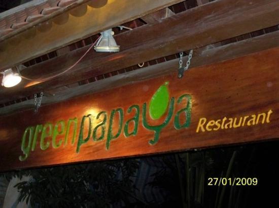 ฮานอย, เวียดนาม: 餐廳的名稱