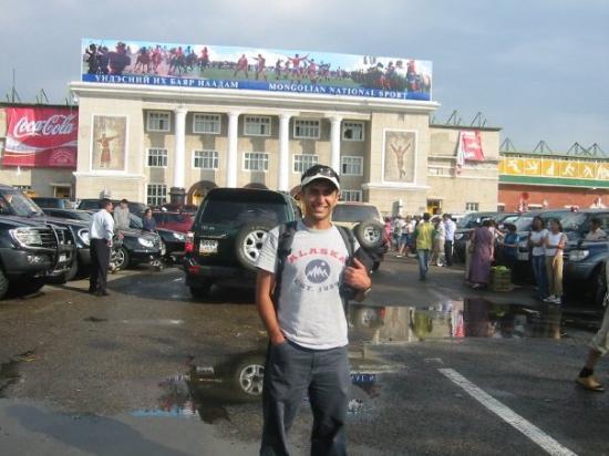 อูลานบาตอร์, มองโกเลีย: Naadam Festival (Mongolia) 2005