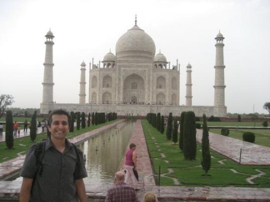 ทัชมาฮาล: The Taj Mahal Agra, India 2007