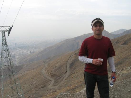 เตหะราน, อิหร่าน: Alborz Mountains, Tehran, Iran 2006