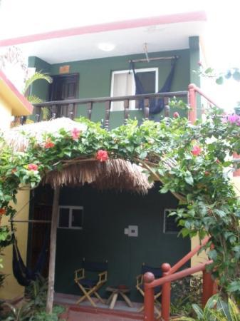 พลายาเดลคาร์เมน, เม็กซิโก: I stayed up top...