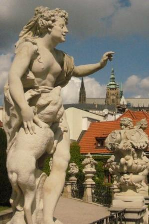 The Vrtba Garden : Baroque in its glory