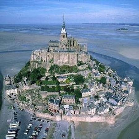 Mont-Saint-Michel, ฝรั่งเศส: Mont St-Michel