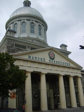 มอนทรีออล, แคนาดา: Marché du Bonsecours
