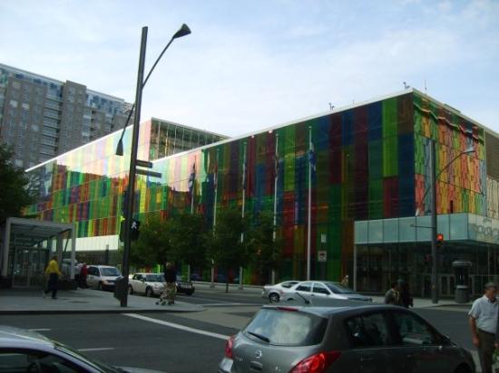 มอนทรีออล, แคนาดา: Le Palais des congrès