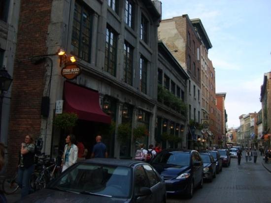 มอนทรีออล, แคนาดา: Rue Saint-Paul