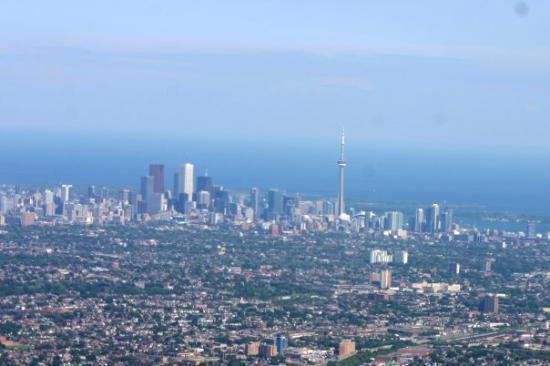 แฮมิลตัน, แคนาดา: Toronto