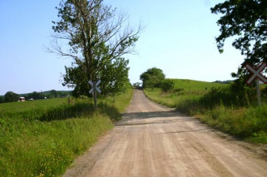 แฮมิลตัน, แคนาดา: a trip to the countryside