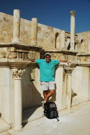 อัมมาน, จอร์แดน: The Roman Amphitheatre in Amman.