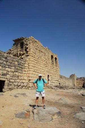 อัมมาน, จอร์แดน: Qasr Al-Azraq, used by Lawrence of Arabia during his time in the region.