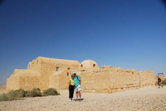 อัมมาน, จอร์แดน: Qusayr Amra, a World Heritage Site.