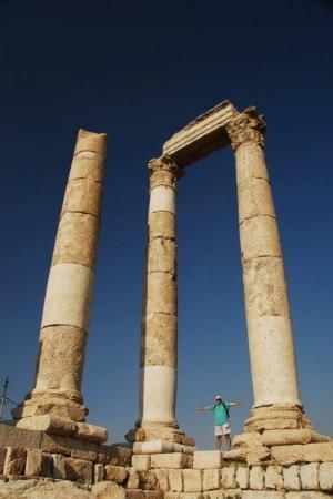 อัมมาน, จอร์แดน: The Citadel, Amman.
