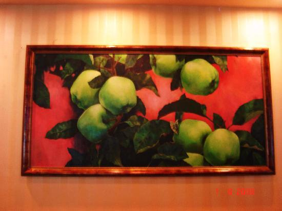 The Katerina Hotel: Nice painting