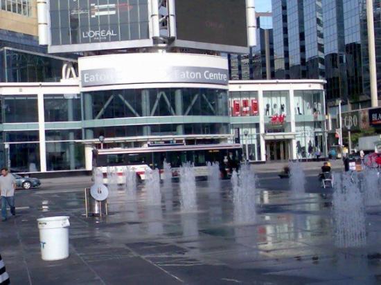 CF Toronto Eaton Centre ภาพถ่าย