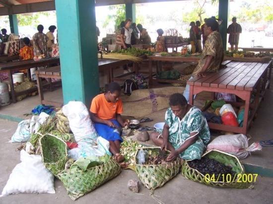 พอร์ตวิลา, วานูอาตู: Port Vila Markets