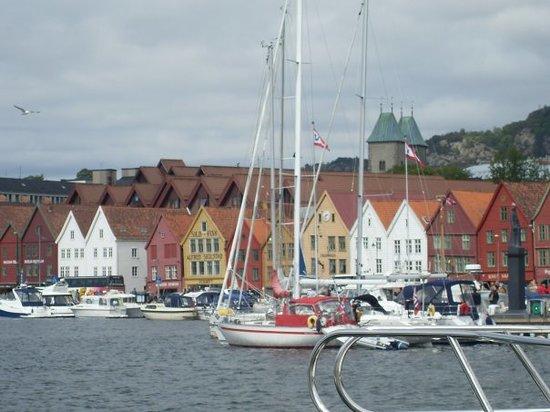 Werf van Bryggen Hanseatic