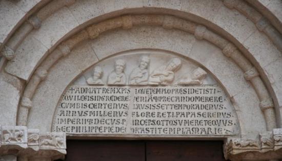 อันโคนา, อิตาลี: Ancona e ilsegreto dei templari... ;-)