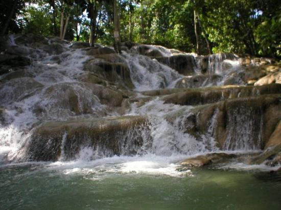 ออคโคริออส, จาไมก้า: Dunn's River Falls,Ocho Rios, Caribbean