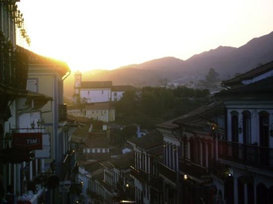 Vacances au Brésil, août 2008, Ouro preto