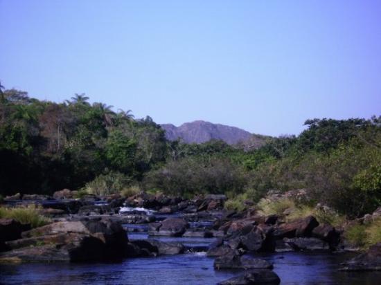 เบโลโอรีซอนตี: Vacances au Brésil, août 2008, Serra do Cipo