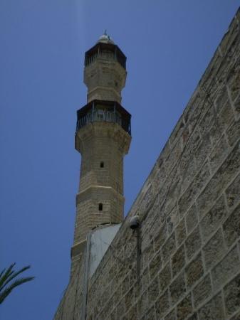 Jaffa, อิสราเอล: Minaret