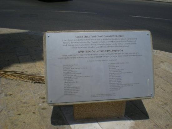 Jaffa, อิสราเอล: Description