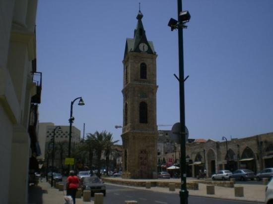 Clock Tower, Jaffa