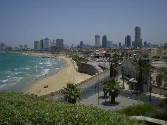 Tel Aviv View from Jaffa