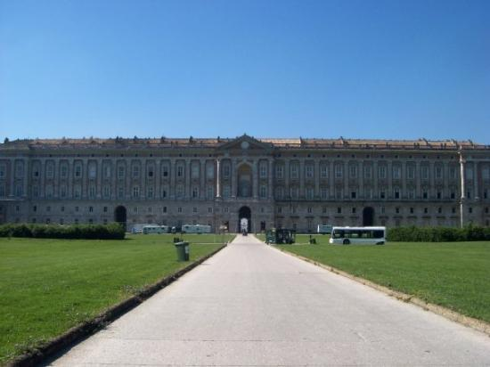 Casetta, Italie : the palace