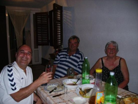 Kastel Stafilic, โครเอเชีย: Luka i Maja Gazde