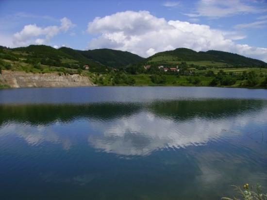 Bugojno, บอสเนียและเฮอร์เซโกวีนา: Jezero Zanesovici
