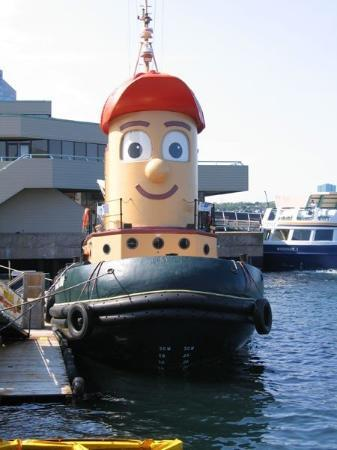 แฮลิแฟกซ์, แคนาดา: Theodore Tug - Halifax Harbour