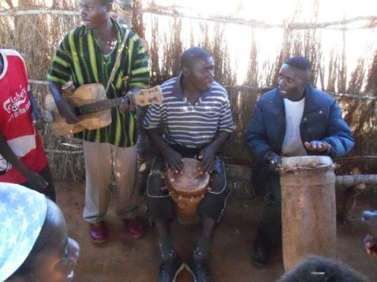 ลิฟวิงสโตน, แซมเบีย: Jam session