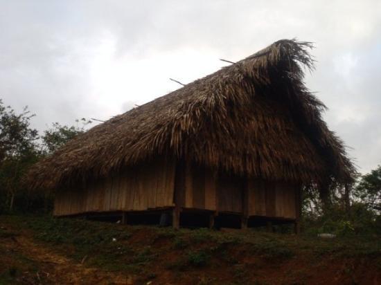 เบลีซซิตี, เบลีซ: A local house