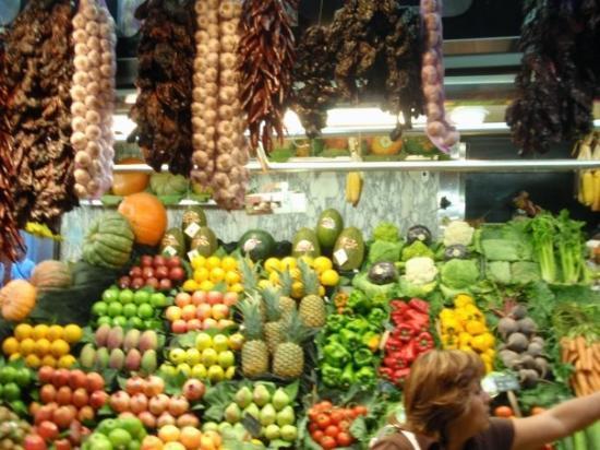 Mercat de la Boqueria ภาพถ่าย