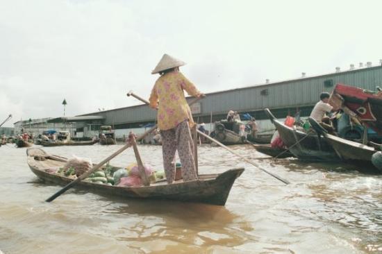 โฮจิมินห์ซิตี, เวียดนาม: Delta del Mekog(città), Vietnam