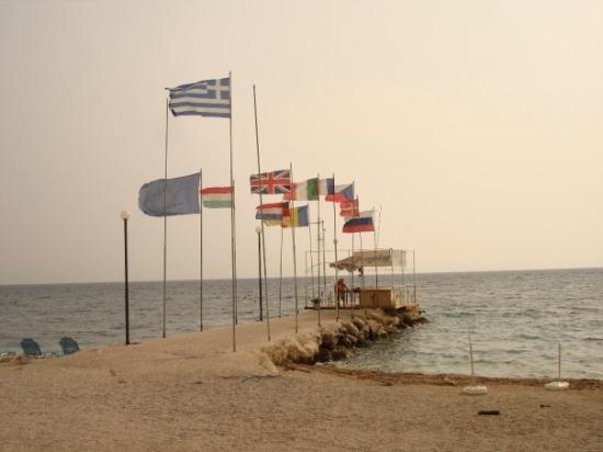 Corfu Town ภาพถ่าย
