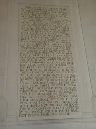 Lincoln Memorial ภาพถ่าย
