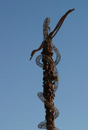 มาดาบา, จอร์แดน: Croce sul Monte Nebo