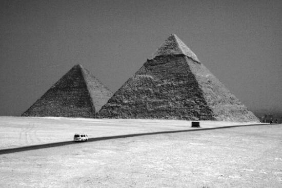 กิซ่า, อียิปต์: Giza Pyramids