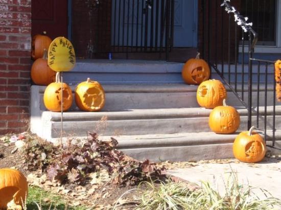 ฟิลาเดลเฟีย, เพนซิลเวเนีย: mas Pumpkins porq ya es Halloween