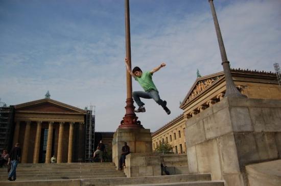 Philadelphia Museum of Art: LOCURA MATI!